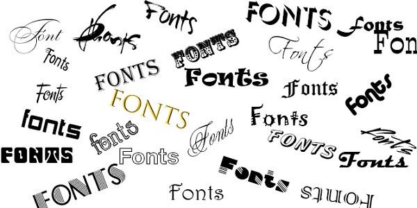 Sử dụng máy tính đôi khi sẽ gặp phải các lỗi thiếu font chữ cơ bản
